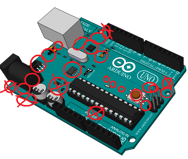 Arduino in sketchup progress ii engineer zero