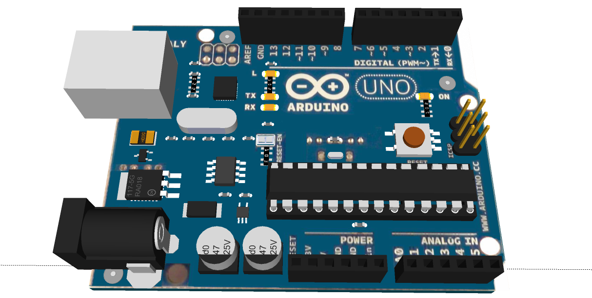 Arduino once more with photo import engineer zero