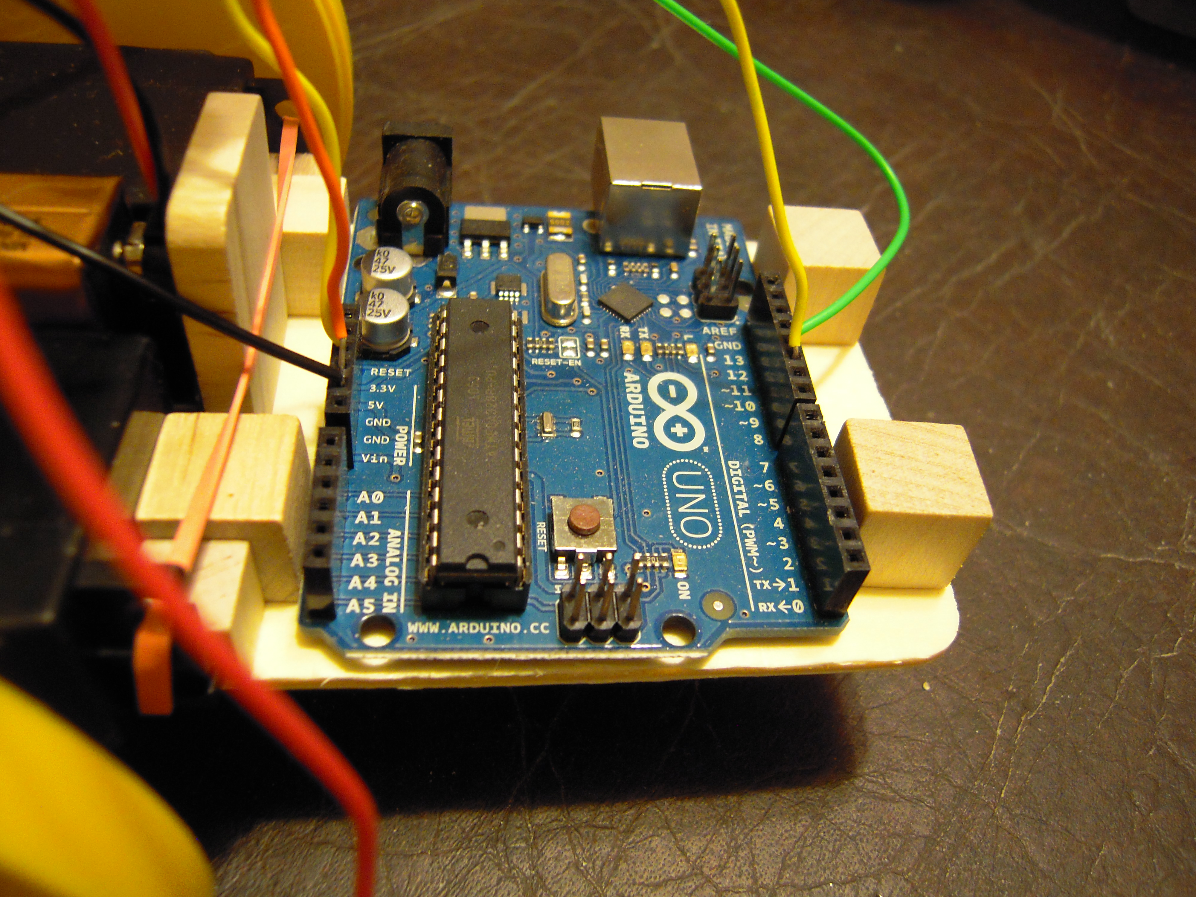 arduino robot projects