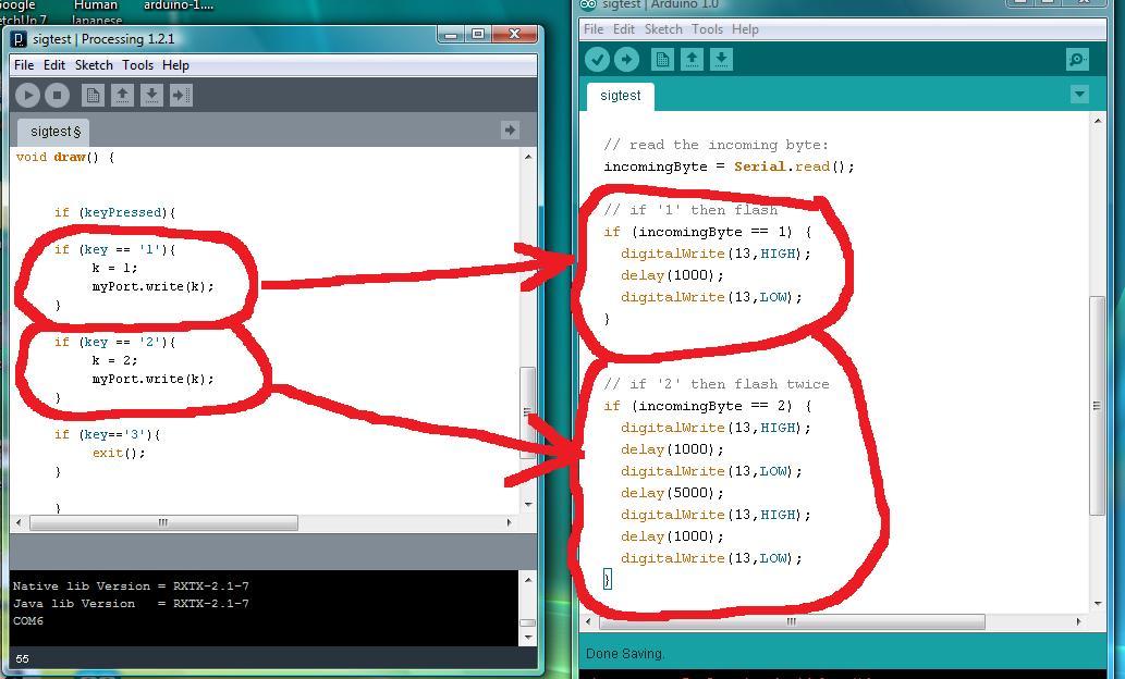 GitHub - samyBadjoudj/java-serial-communication-arduino