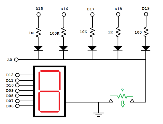 How Do You Read Ohmmeter : Atmega ohmmeter engineer zero