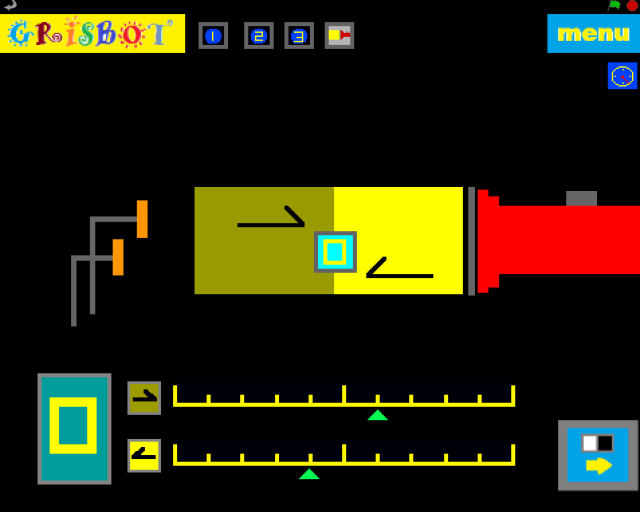flash grisbot screen