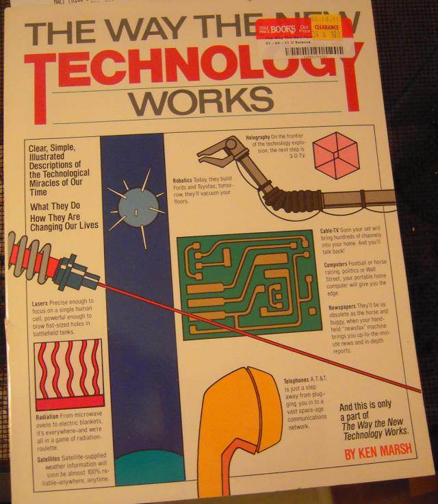 new technology book