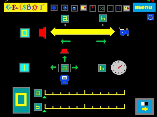 trackscreen